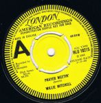 WILLIE MITCHELL PRAYER MEETIN' LONDON NEAR MINT